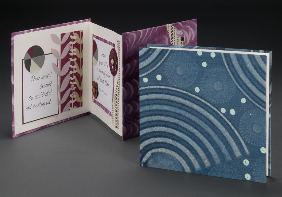 Handcrafted Accordion Book