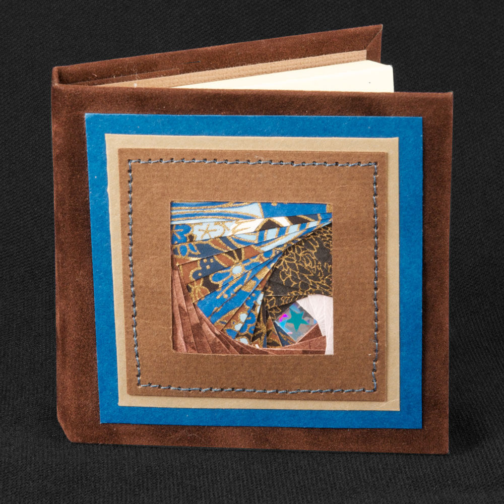 Handcrafted Post It Books - Askew