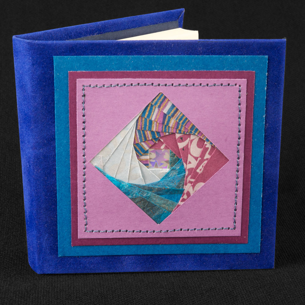 Handcrafted Post It Books - Diamond